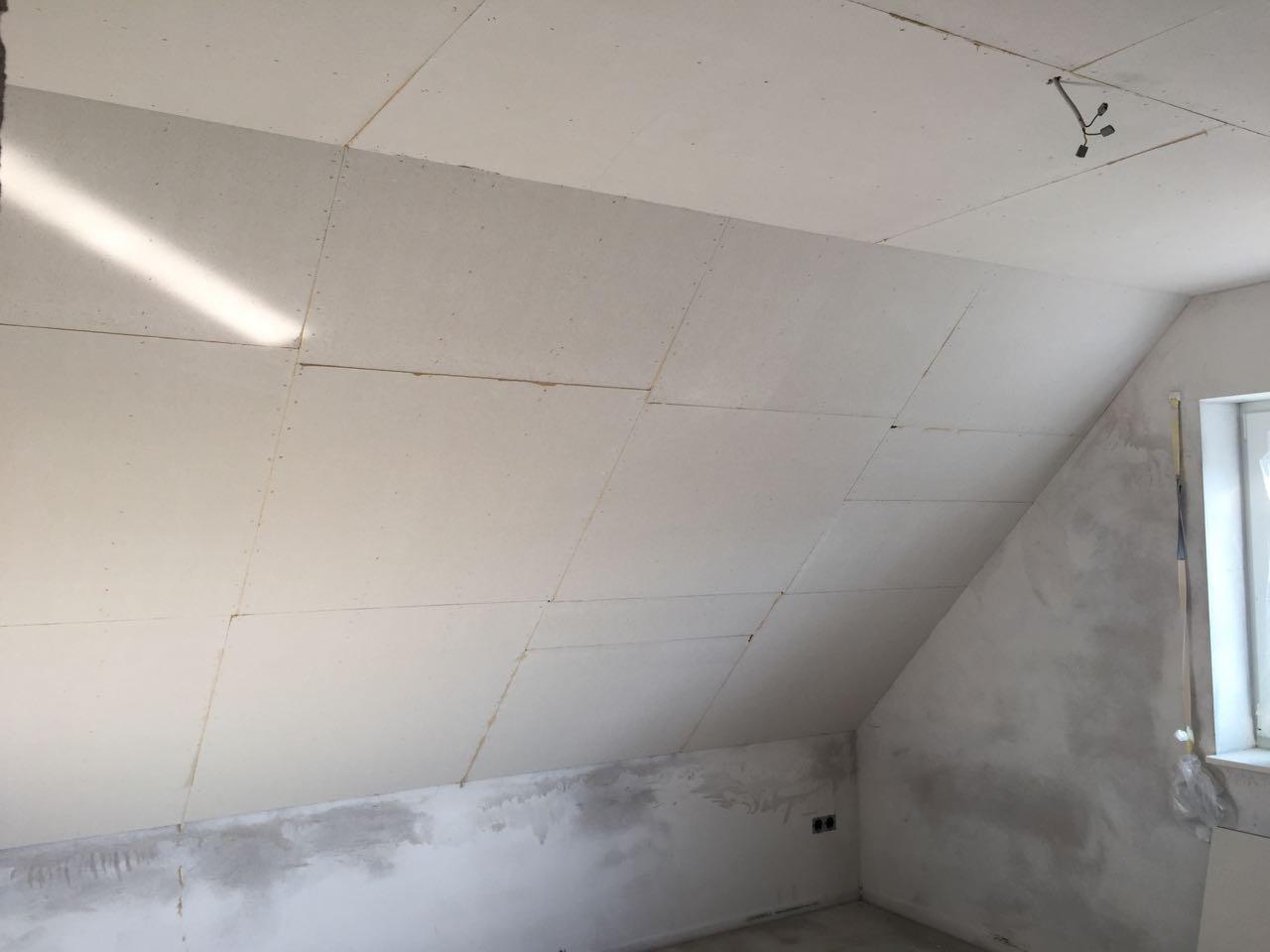 Ausbau Dachgeschoss – 01