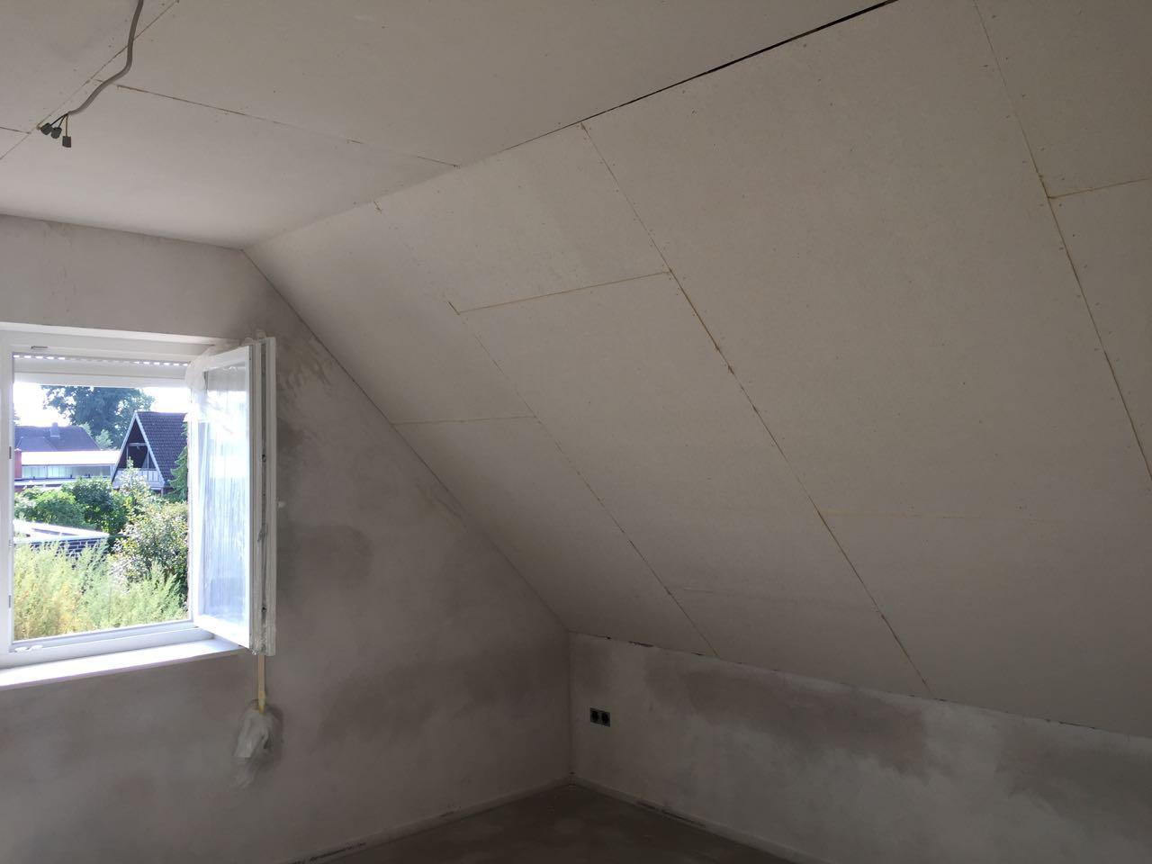Ausbau Dachgeschoss – 02